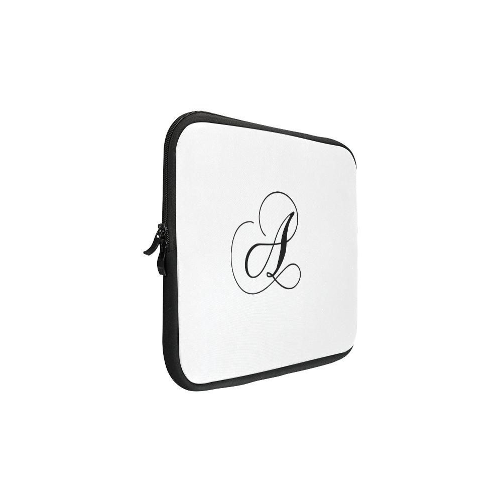 Letter A Classic Black - Jera Nour Macbook Pro 11''