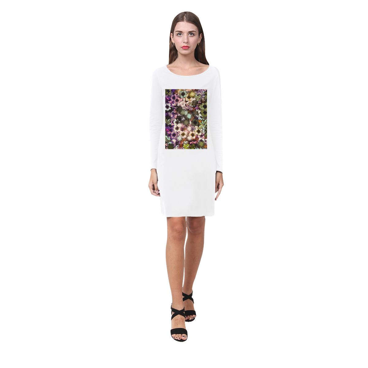 My Secret Garden #3 Night - Jera Nour Demeter Long Sleeve Nightdress (Model D03)
