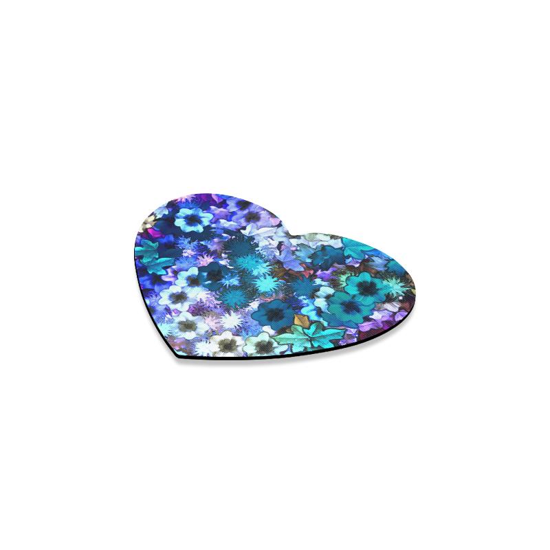 My Secret Garden #3 Day - Jera Nour Heart Coaster