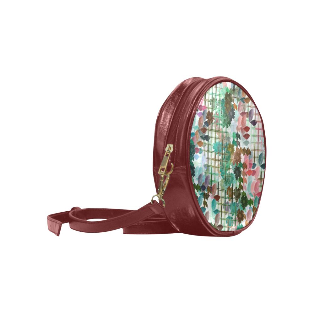 My Secret Garden #1 Day - Jera Nour Round Sling Bag (Model 1647)