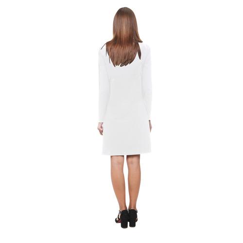 My Secret Garden #3 Day - Jera Nour Demeter Long Sleeve Nightdress (Model D03)
