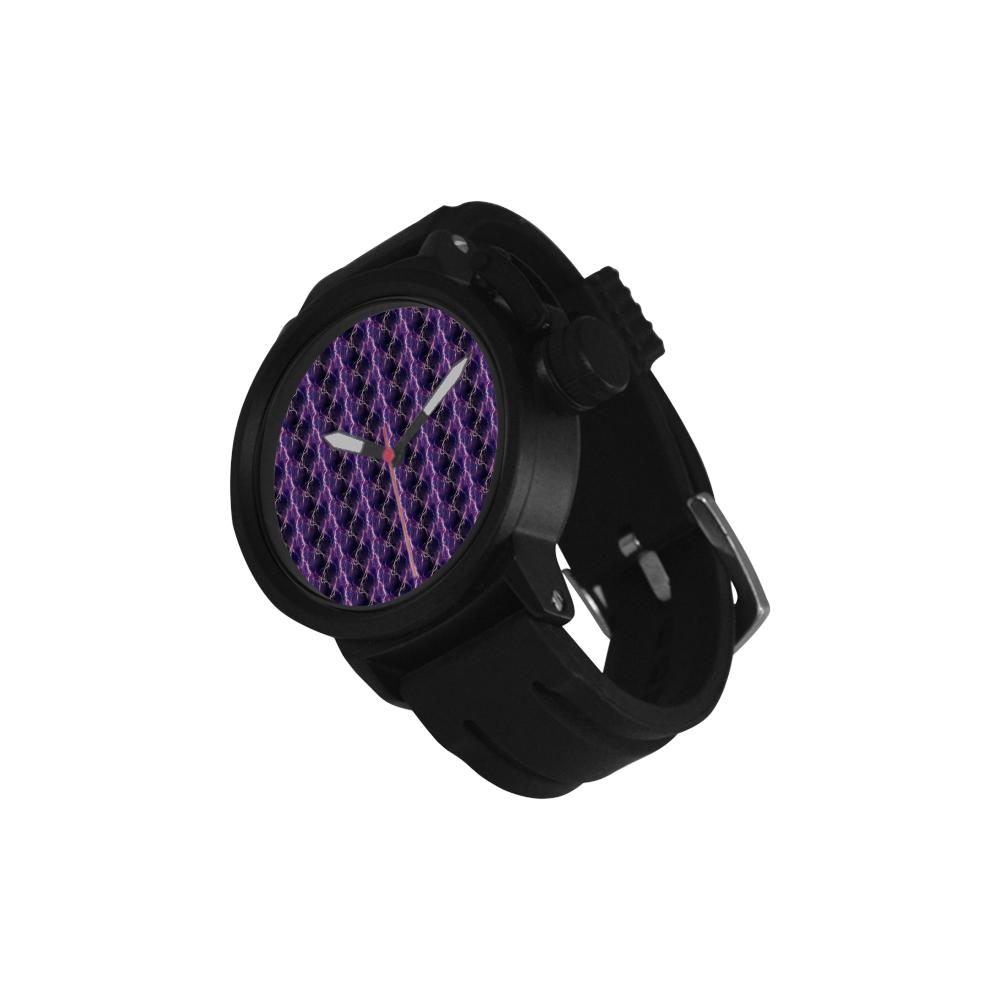 Lighting strikes Men's Sports Watch(Model 309)