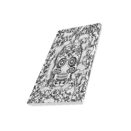 "skull 1116 Canvas Print 16""x20"""