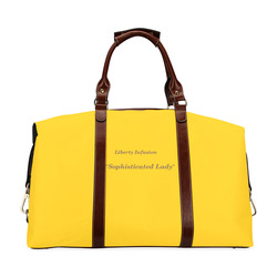 Sophisticated Lady Bag Classic Travel Bag (Model 1643) Remake