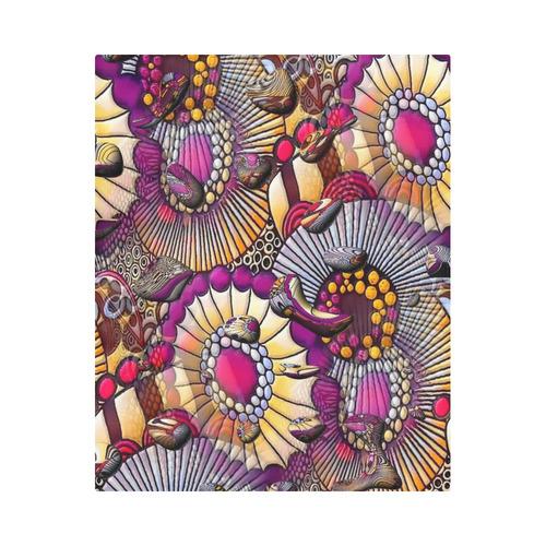 "Barock Pop by Artdream Duvet Cover 86""x70"" ( All-over-print)"