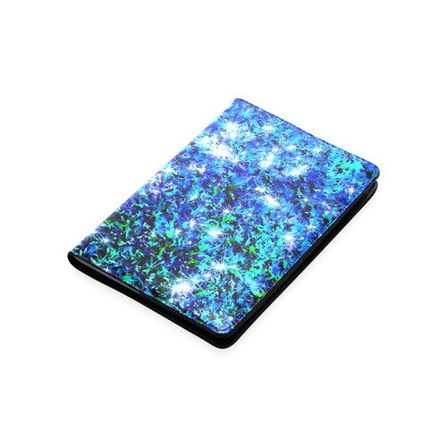 Sparkling Blue - Jera Nour Custom NoteBook A5