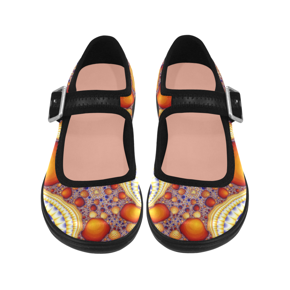 Shells Virgo Instep Deep Mouth Shoes
