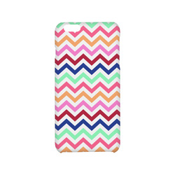 CHEVRONS Pattern Multicolor Pink Turquoise Coral Blue Red Hard Case for iPhone 6/6s plus