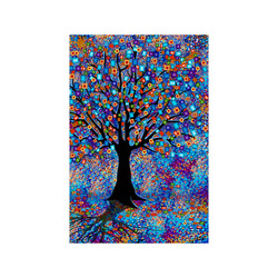 "Colorful Tree of Life Fine Art Print Pattern Poster 20""x30"""