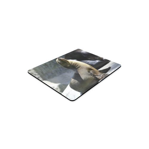 Baby Seal Rectangle Mousepad