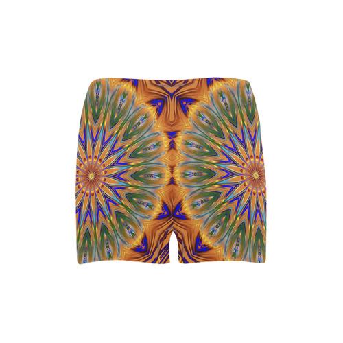 Sentinel Mandala Briseis Skinny Shorts (Model L04)