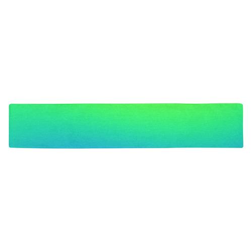 Love the Rainbow Table Runner 14x72 inch