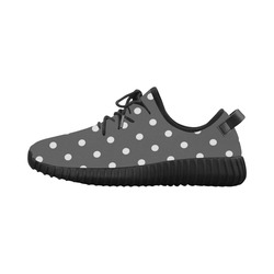 polkadots20160613 Grus Women's Breathable Woven Running Shoes (Model 022)