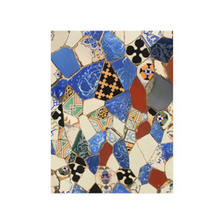 "Mosaic decoration Poster 18""x24"""