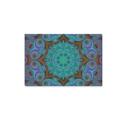 """fractal pattern 1 Canvas Print 18""""x12"""""""