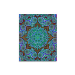 "fractal pattern 1 Canvas Print 16""x20"""