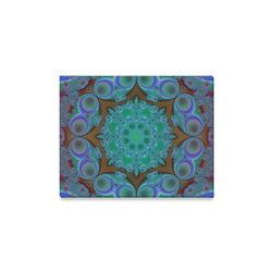 """fractal pattern 1 Canvas Print 14""""x11"""""""