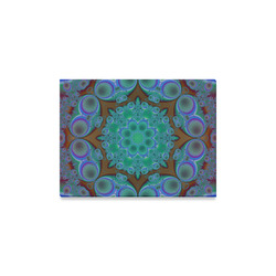 "fractal pattern 1 Canvas Print 16""x12"""