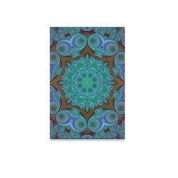 """fractal pattern 1 Canvas Print 12""""x18"""""""
