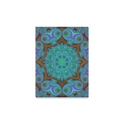 """fractal pattern 1 Canvas Print 12""""x16"""""""