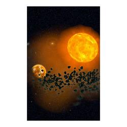 "Space scenario - The Apocalypse Poster 23""x36"""