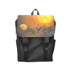 Space scenario - The Apocalypse Casual Shoulders Backpack (Model 1623)