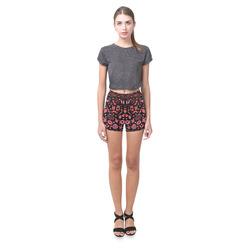 Pink Love Briseis Skinny Shorts (Model L04)