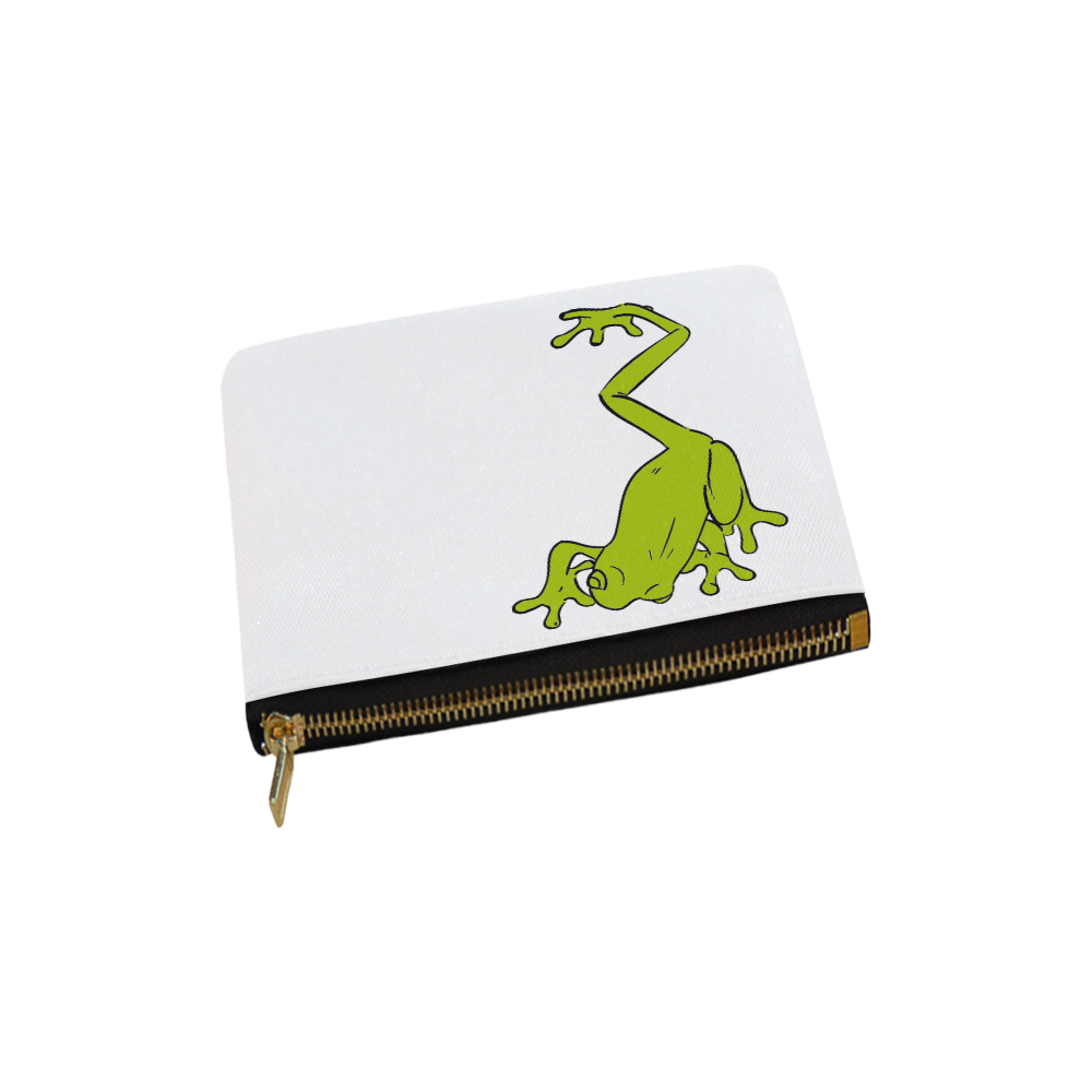 Froggy Carry-All Pouch 6''x5''