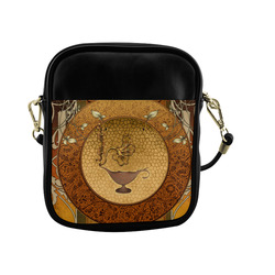 The lamp of wishes Sling Bag (Model 1627)