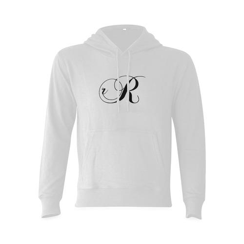 Alphabet R - Jera Nour Gildan Hoodie Sweatshirt (Model H03)