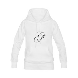 Alphabet G - Jera Nour Women's Classic Hoodies (Model H07)