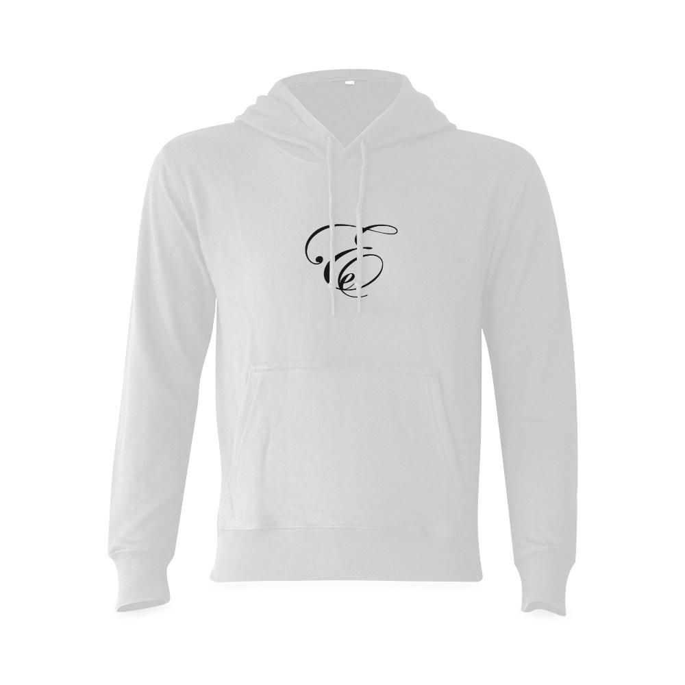 Alphabet E - Jera Nour Oceanus Hoodie Sweatshirt (NEW) (Model H03)
