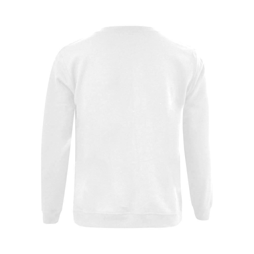 Alphabet E - Jera Nour Gildan Crewneck Sweatshirt(NEW) (Model H01)