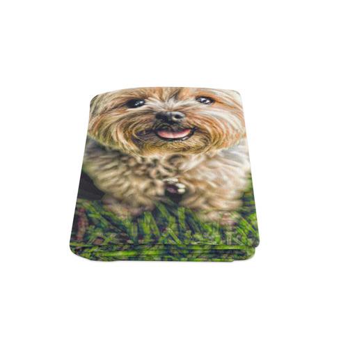"Photography - PRETTY LITTLE DOG Blanket 58""x80"""