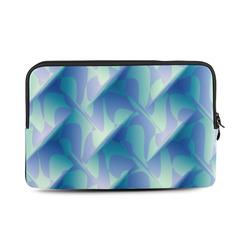 Subtle Blue Cubik - Jera Nour Macbook Air 11''