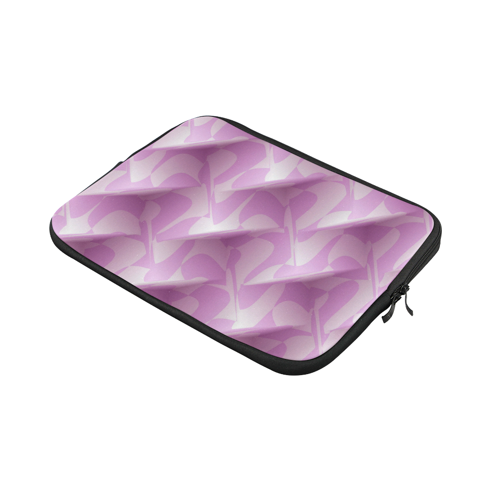 Subtle Light Purple Cubik - Jera Nour Macbook Pro 13''