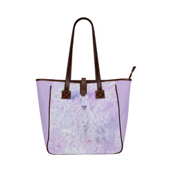 Romantic Horse Of Clouds Classic Tote Bag (Model 1644)