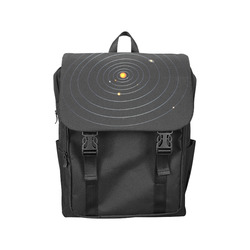 Our Solar System Casual Shoulders Backpack (Model 1623)