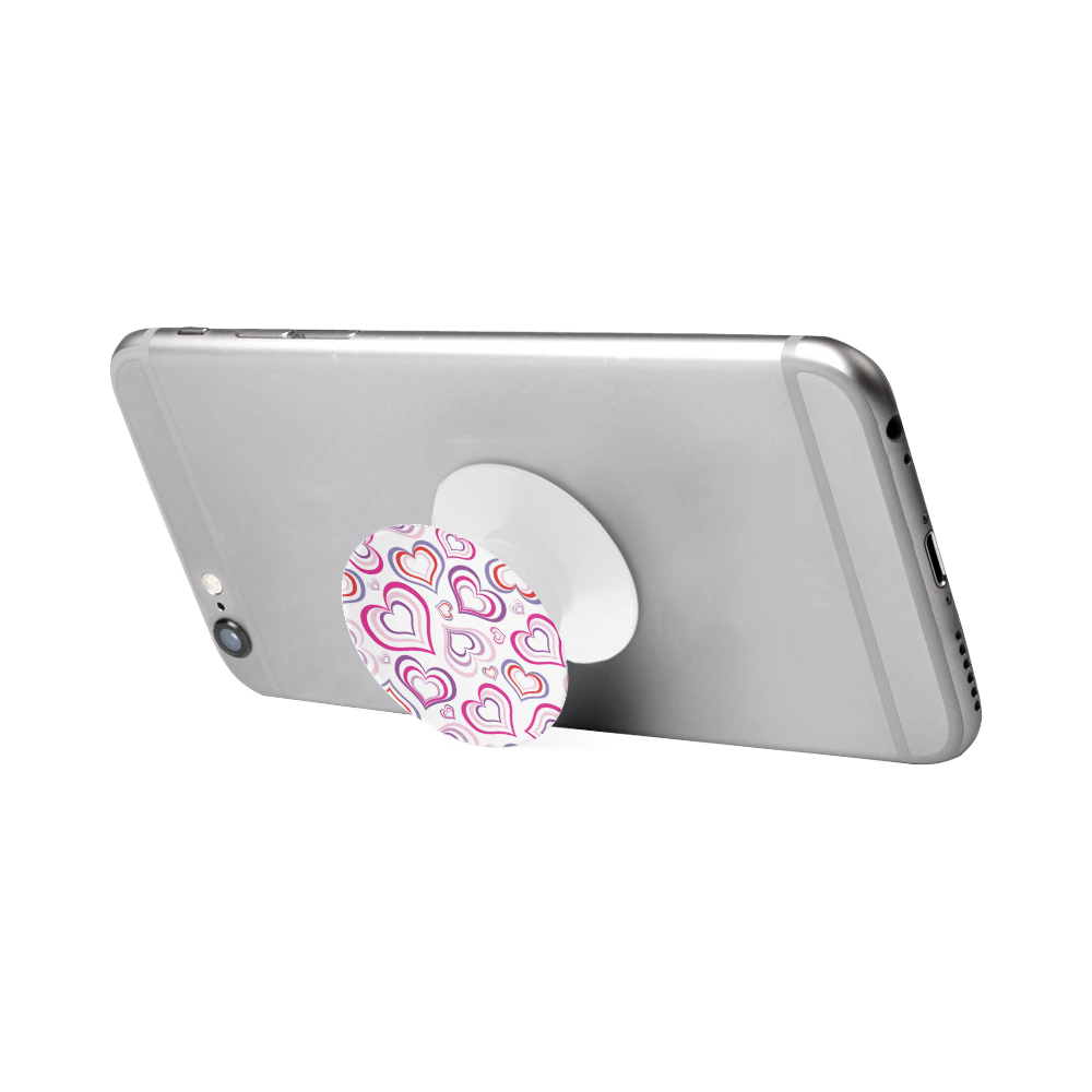 backgrounds with hearts Air Smart Phone Holder