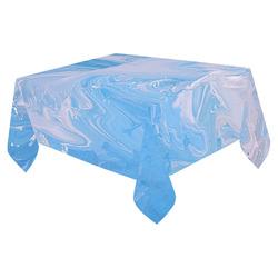 """SPLASH 4 Cotton Linen Tablecloth 52""""x 70"""""""