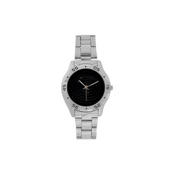Our Solar System Men's Stainless Steel Analog Watch(Model 108)