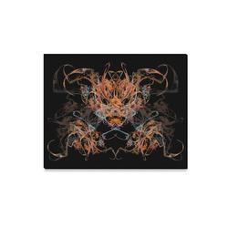 """The Fractal Haunt Inversion Canvas Print 20""""x16"""""""