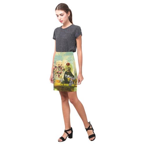 GIVE ME THE CONVERSE Nemesis Skirt (Model D02)