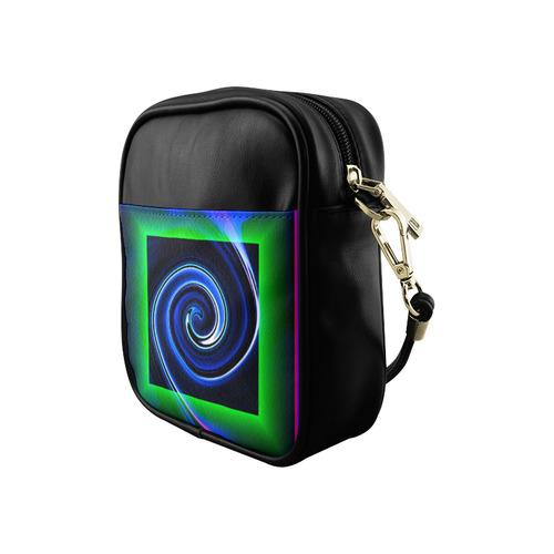 Dance in Neon - Jera Nour Sling Bag (Model 1627)
