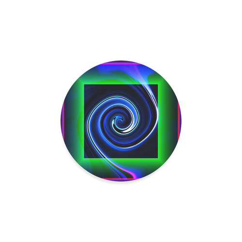 Dance in Neon - Jera Nour Round Coaster