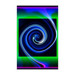 """Dance in Neon - Jera Nour Poster 22""""x34"""""""
