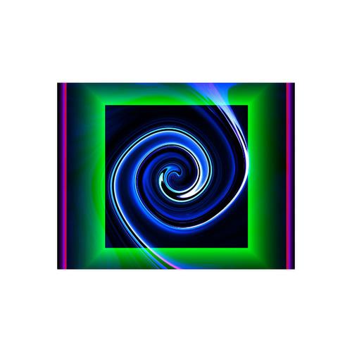 """Dance in Neon - Jera Nour Poster 14""""x11"""""""