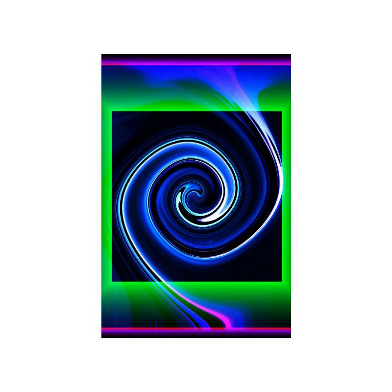 """Dance in Neon - Jera Nour Poster 16""""x24"""""""