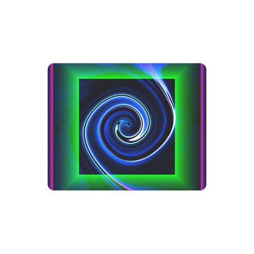 Dance in Neon - Jera Nour Rectangle Mousepad