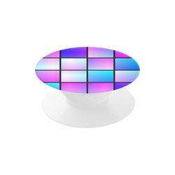 Gradient squares pattern Air Smart Phone Holder